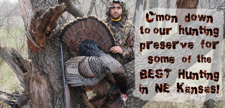 The Best Hunting in NE Kansas