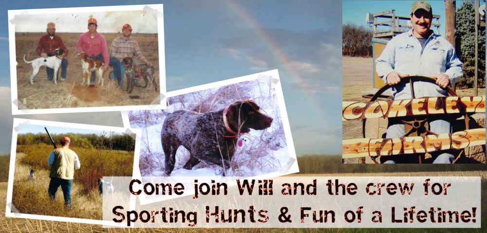 Cokeley Farms Hunting Preserve and Sporting Clays
